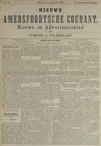 Nieuwe Amersfoortsche Courant 1895-09-11