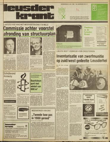 Leusder Krant 1982-07-08