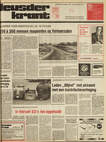 Leusder Krant 1982-03-18