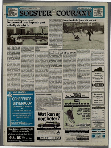 Soester Courant 1991-02-06