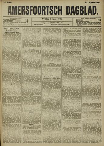 Amersfoortsch Dagblad 1905-06-02