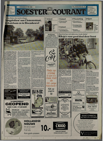 Soester Courant 1998-05-27