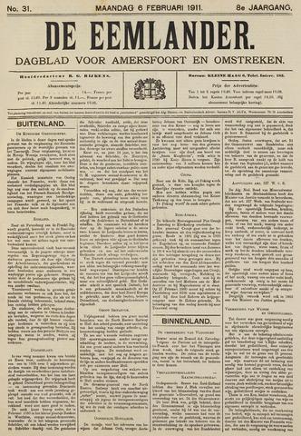 De Eemlander 1911-02-06