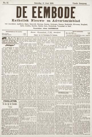 De Eembode 1890-06-21