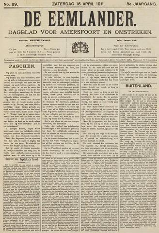 De Eemlander 1911-04-15
