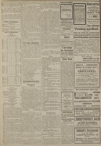Amersfoortsch Dagblad / De Eemlander 1918-10-29