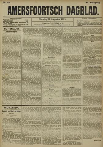 Amersfoortsch Dagblad 1905-08-22