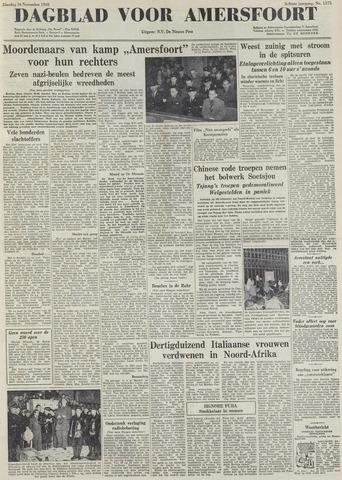 Dagblad voor Amersfoort 1948-11-16