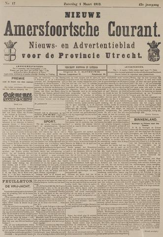 Nieuwe Amersfoortsche Courant 1913-03-01