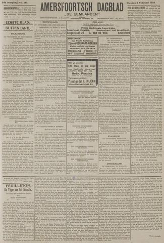 Amersfoortsch Dagblad / De Eemlander 1926-02-02