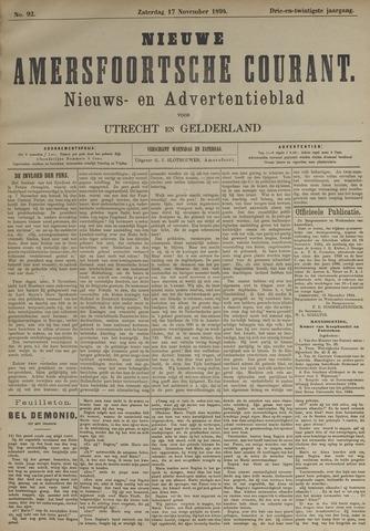 Nieuwe Amersfoortsche Courant 1894-11-17