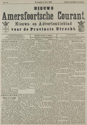 Nieuwe Amersfoortsche Courant 1909-06-02