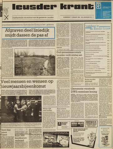 Leusder Krant 1989-01-11