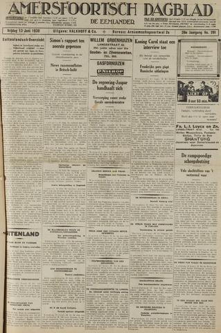 Amersfoortsch Dagblad / De Eemlander 1930-06-13