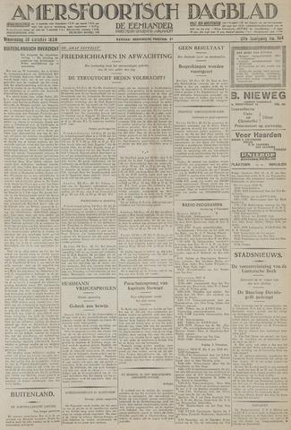 Amersfoortsch Dagblad / De Eemlander 1928-10-31