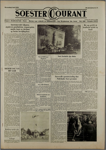 Soester Courant 1970-05-06