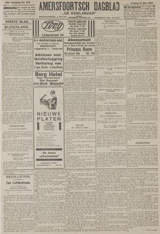 Amersfoortsch Dagblad / De Eemlander 1926-05-21