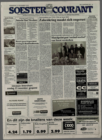 Soester Courant 2003-11-19