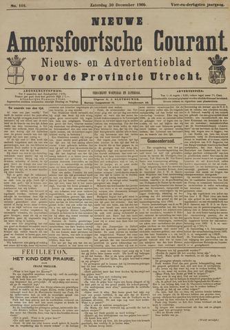 Nieuwe Amersfoortsche Courant 1905-12-30