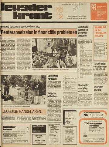 Leusder Krant 1980-07-22