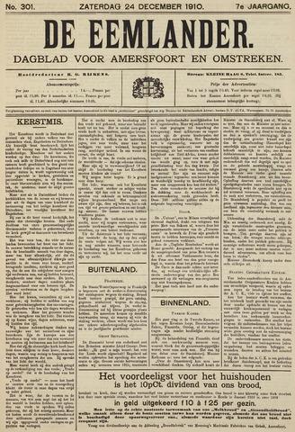 De Eemlander 1910-12-24