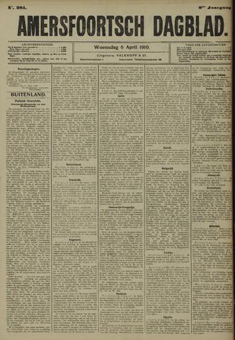 Amersfoortsch Dagblad 1910-04-06