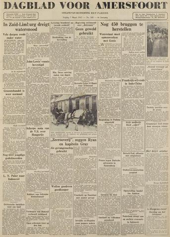 Dagblad voor Amersfoort 1947-03-07