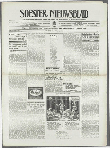 Soester Courant 1938-01-21
