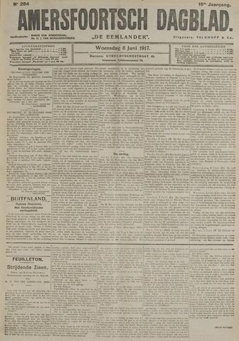 Amersfoortsch Dagblad / De Eemlander 1917-06-06