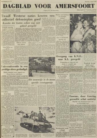 Dagblad voor Amersfoort 1950-04-03