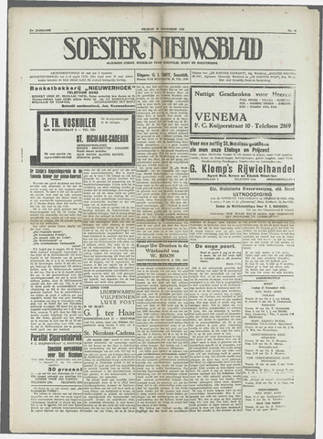 Soester Courant 1932-11-25