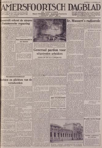 Amersfoortsch Dagblad / De Eemlander 1941-10-11