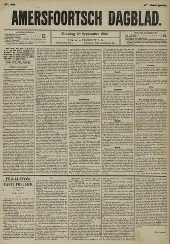 Amersfoortsch Dagblad 1904-09-20