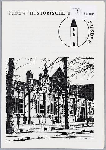 Historische Kring Leusden 1985-08-24