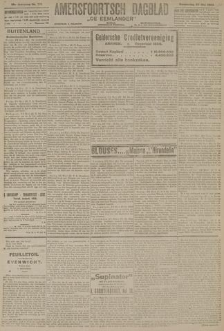 Amersfoortsch Dagblad / De Eemlander 1920-05-27