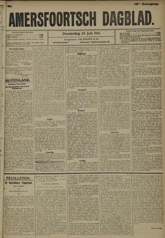 Amersfoortsch Dagblad 1911-07-20
