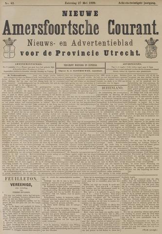 Nieuwe Amersfoortsche Courant 1899-05-27