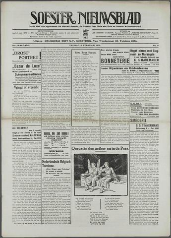 Soester Courant 1939-02-10
