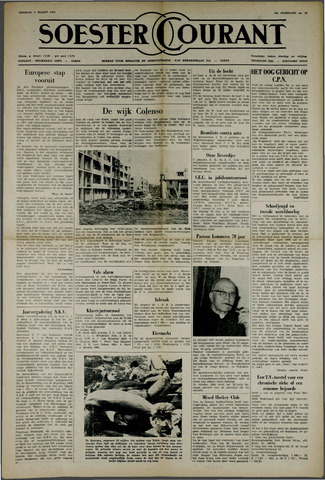 Soester Courant 1965-03-09