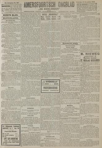 Amersfoortsch Dagblad / De Eemlander 1922-11-25