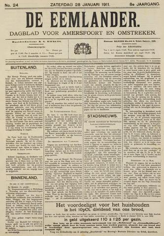 De Eemlander 1911-01-28