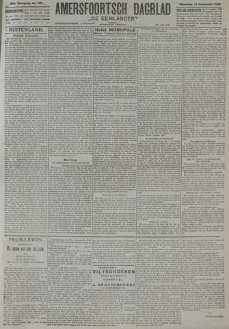 Amersfoortsch Dagblad / De Eemlander 1921-11-14