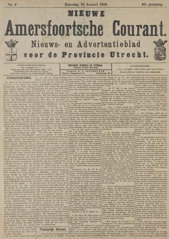 Nieuwe Amersfoortsche Courant 1919-01-18