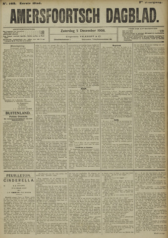 Amersfoortsch Dagblad 1908-12-05