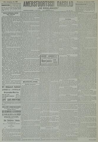 Amersfoortsch Dagblad / De Eemlander 1922-02-15