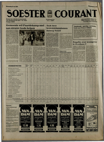 Soester Courant 1981-05-27