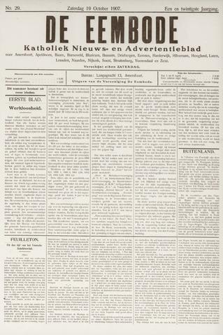 De Eembode 1907-10-19