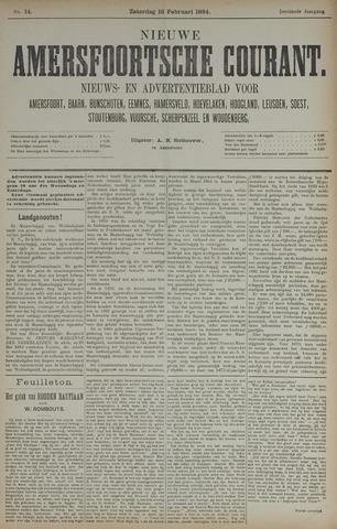 Nieuwe Amersfoortsche Courant 1884-02-16