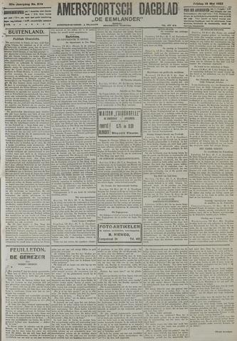 Amersfoortsch Dagblad / De Eemlander 1922-05-19