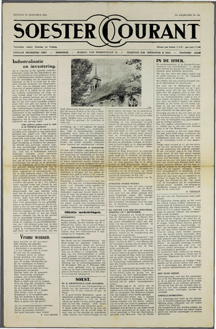 Soester Courant 1951-08-28